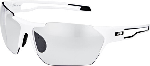 UVEX sportstyle 117 - Lunettes cyclisme - blanc 2018 Lunettes